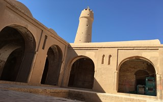 The Jame mosque of Fahradj