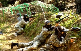 Koohestan Paintball