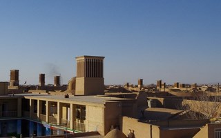 Old city of Yazd (Bafte ghadim)