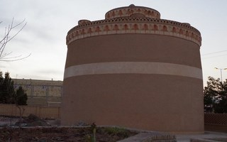 Pigeon tower (Meybod)