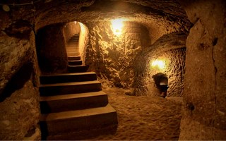Underground City of Nushabad